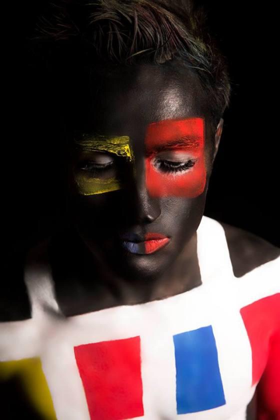 CFoss Modeling - Piet Mondrian